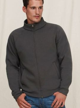 Fruit Of The Loom full zip Sweatshirt